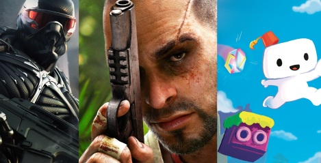 Far cry FEZ Crysis 2